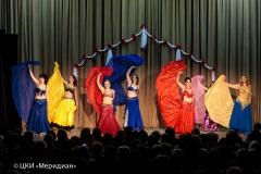 """""""Итак, она звалась Татьяной..."""" Концерт Театра восточного танца """"Аль-Джана"""""""