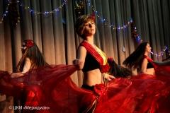"""Концерт Театра танца Аль-Джана """"Новогоднее конфетти"""""""