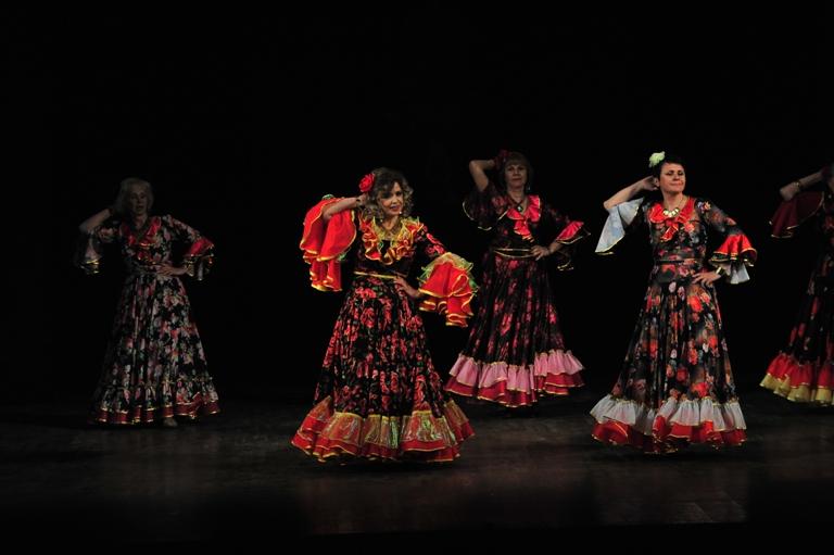 """Цыганский танец """"Нанэ цоха"""""""