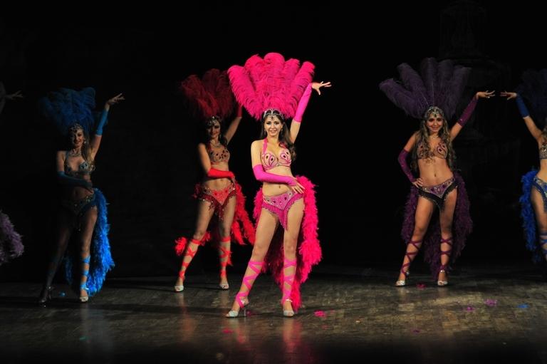 """Бразильский танец в спектакле """"Источник жизни"""""""