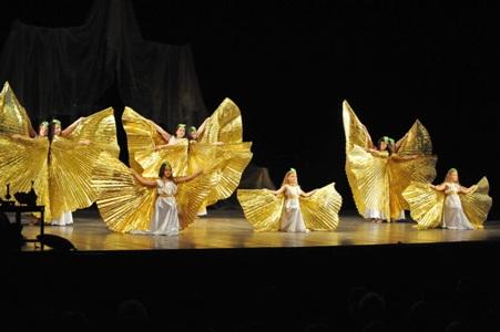 Танец волшебных птиц