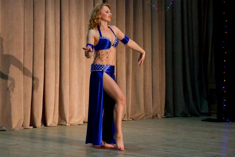 Нана Силагадзэ. Ансамбль Театра восточного танца Аль-Джана