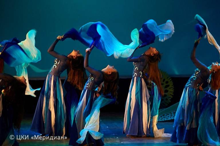 Танец сирен Ансамбль Театар Аль-Джана