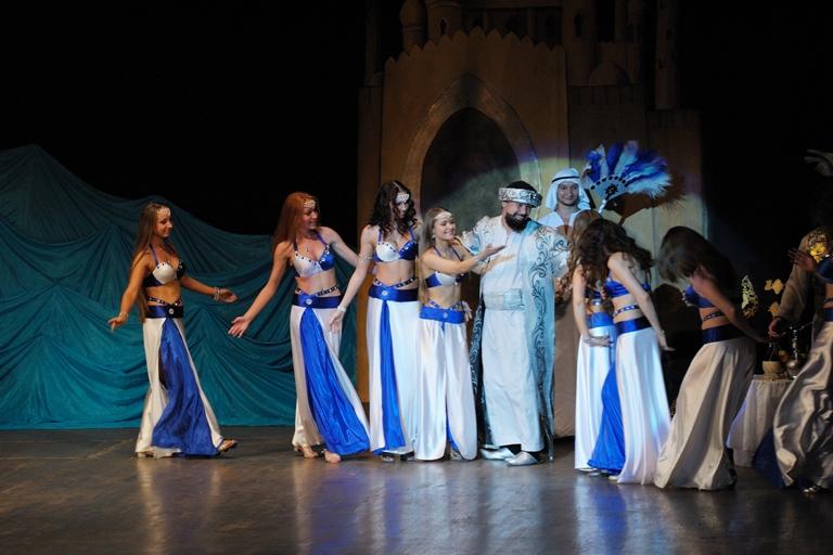 Ансамбль Театра танца Аль-Джана