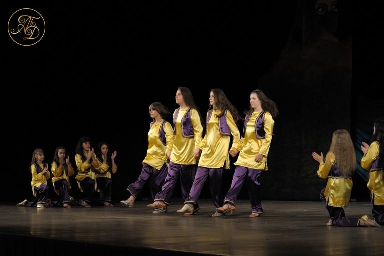 Иранский танец