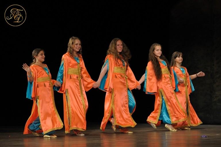 Детский марокканский танец