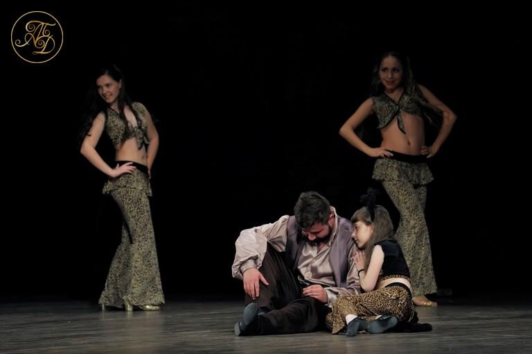 Танец Рысей
