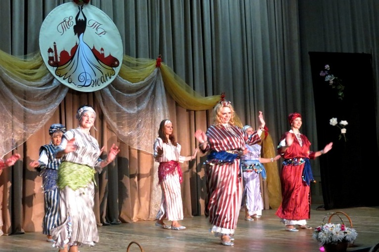 Группа Ясмин Ливийский танец