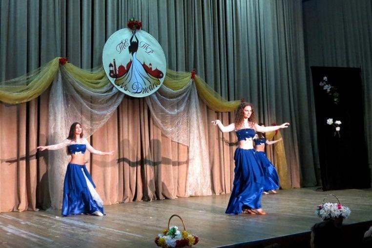 Танец Салма