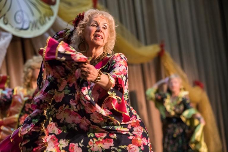 Цыганская группа Цумайлэ 14-летие Театра восточного танца Аль-Джана