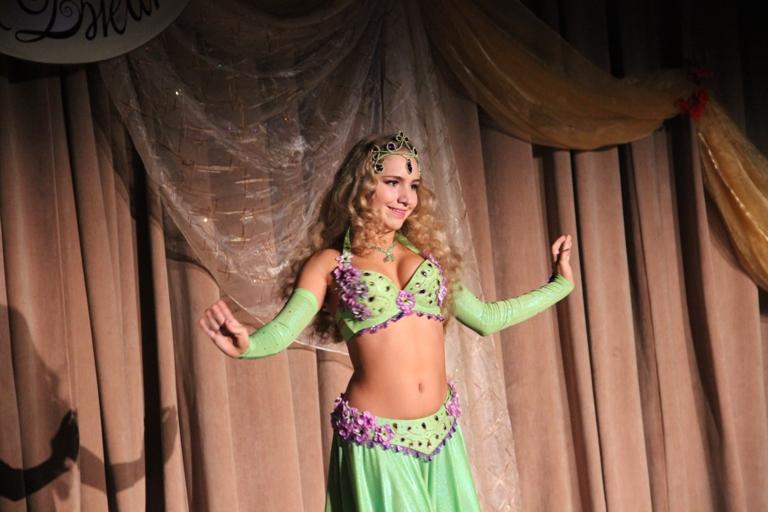 Анастасия Хорошилова 14-летие Театра восточного танца Аль-Джана