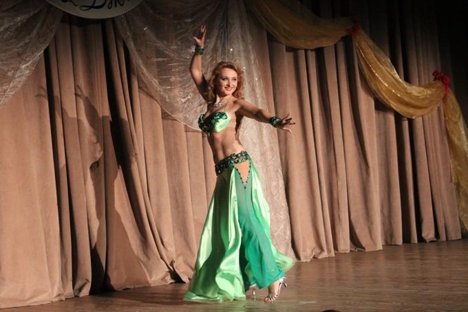 Нана Силагадзэ 14-летие Театра восточного танца Аль-Джана