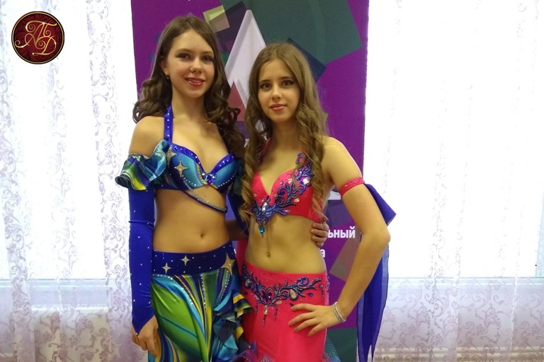 Анна Корнюш и Екатерина Баканова