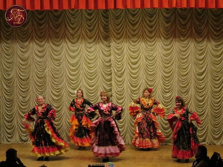 Цыганская группа Концерт в ПВТ №6