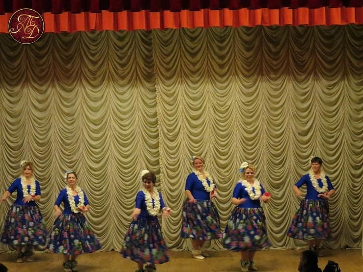 Группа Нуджум Концерт в ПВТ №6