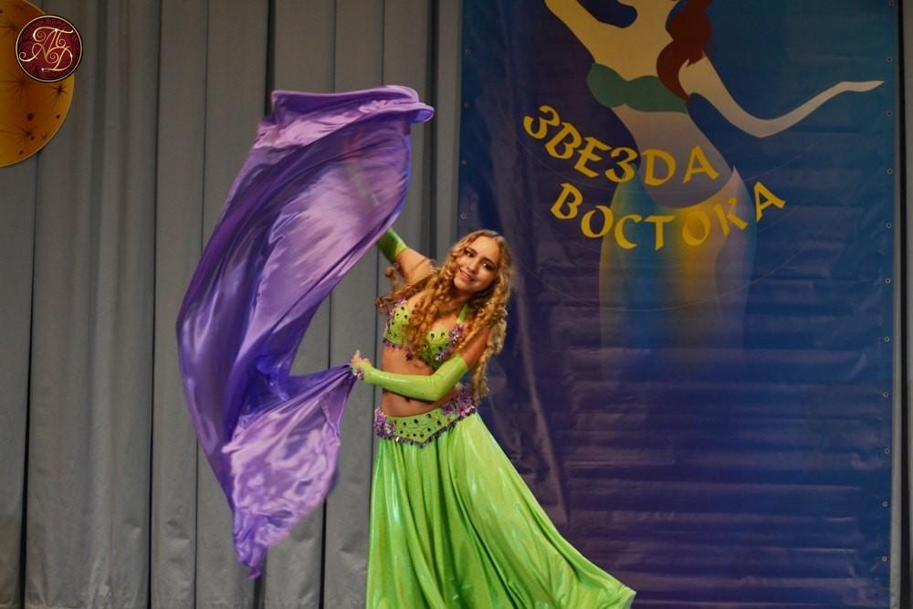 Анастасия Хорошилова на конкурсе