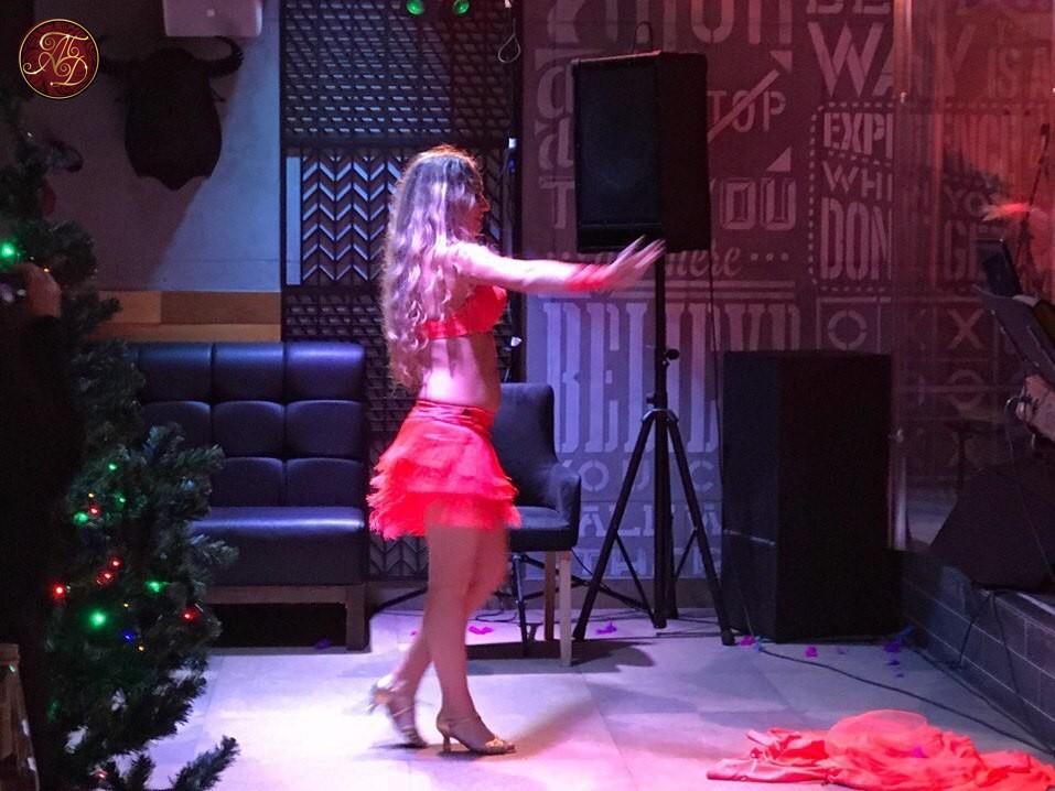 "Анастасия Хорошилова на вечеринке ""Тунян шоу"""