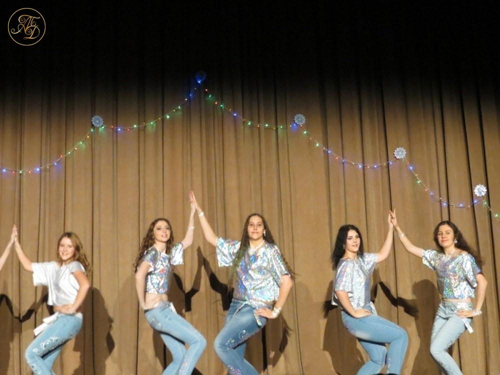 """Стрит-шааби. Концерт Театра танца """"Аль-Джана"""" Новогодние радости."""