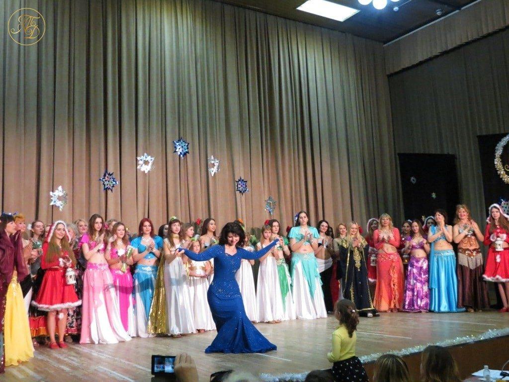 """восточные танцы ТВТ """"Аль-Джана"""": Финал концерта"""