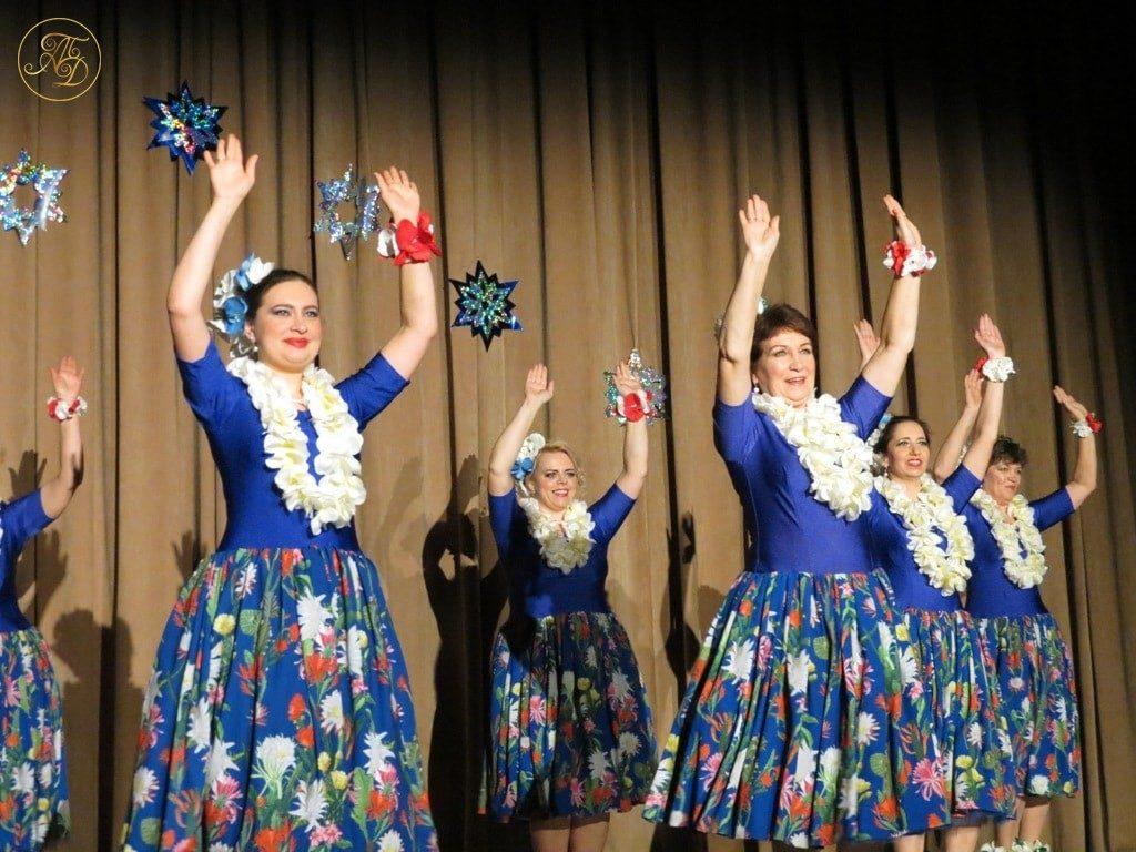 """восточные танцы ТВТ """"Аль-Джана"""": Гавайский танец"""