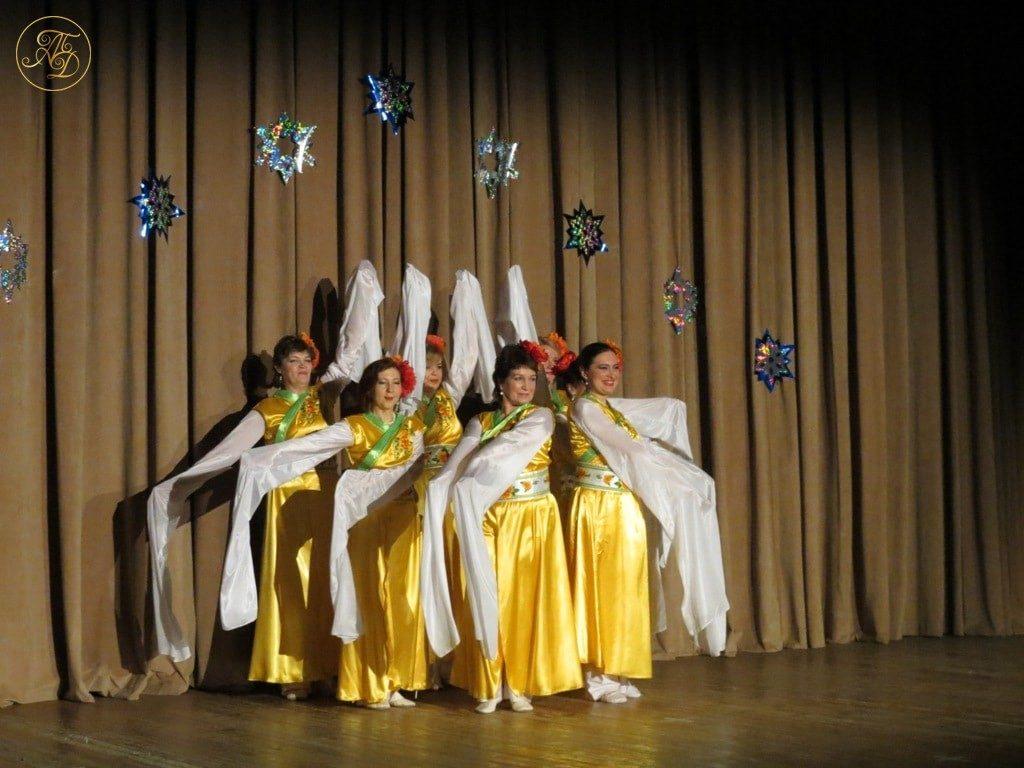 """восточные танцы ТВТ """"Аль-Джана"""": Китайский танец Шуй-Сю"""