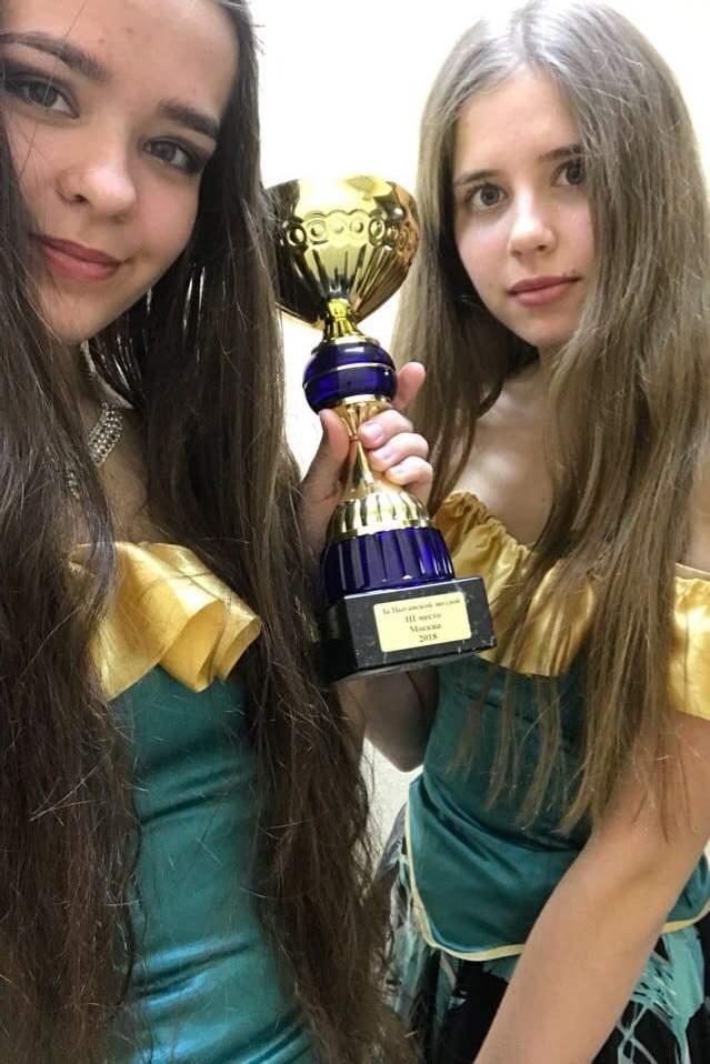 цыганские танцы в Аль-Джана: 3 место на конкурсе