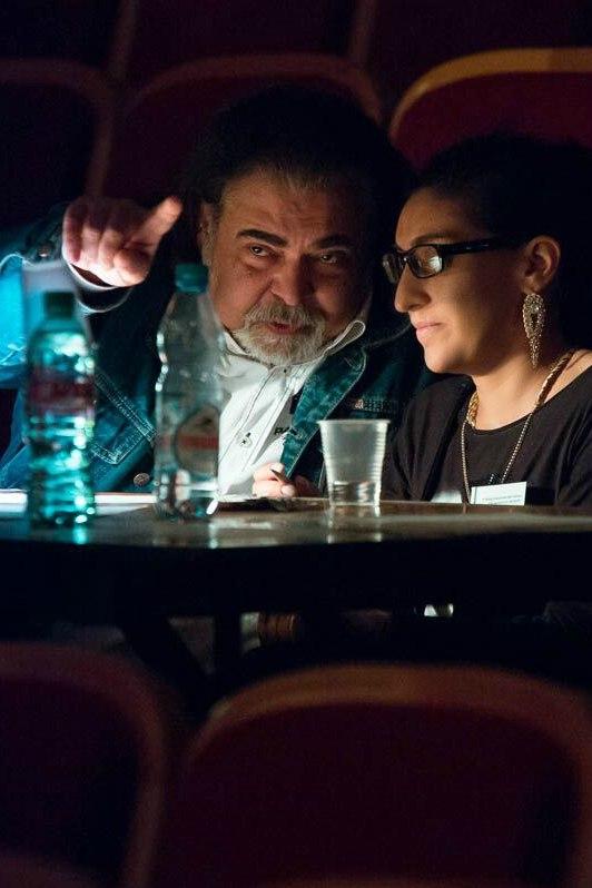 цыганские танцы в Аль-Джана: судьи конкурса
