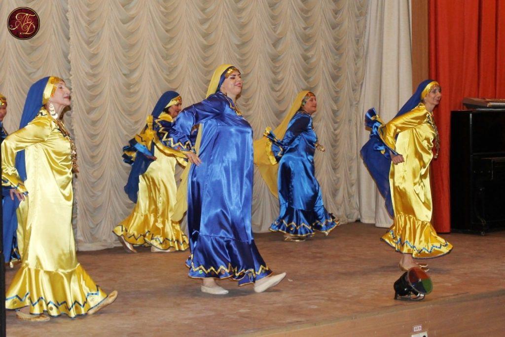 """восточные танцы ТВТ """"Аль-Джана"""": концерт для ветеранов - нубия"""
