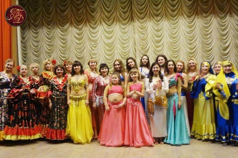 """восточные танцы ТВТ """"Аль-Джана"""": концерт для ветеранов"""