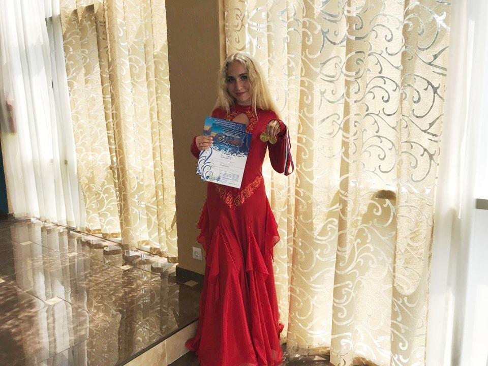 восточные танцы Аль-Джана Анастасия Хорошилова на конкурсе