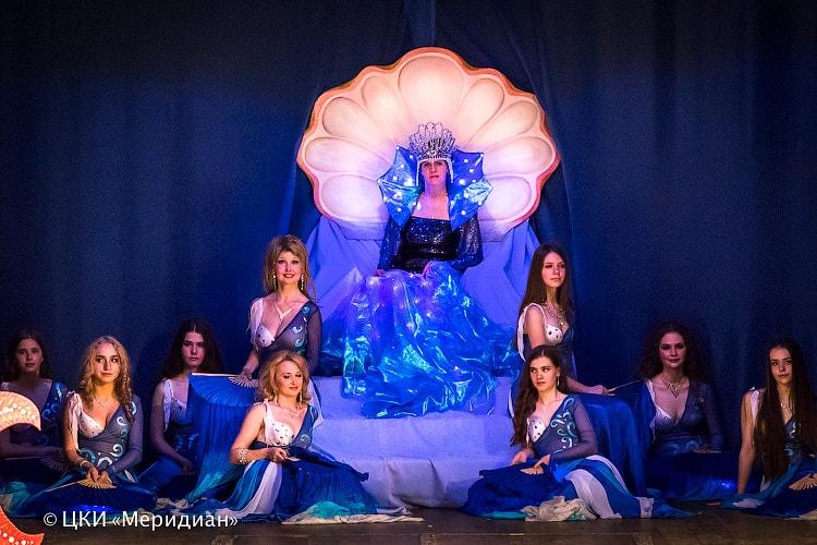 """""""Аурика"""" - спектакль ТВТ """"Аль-Джана"""": морская владычица на своем троне"""