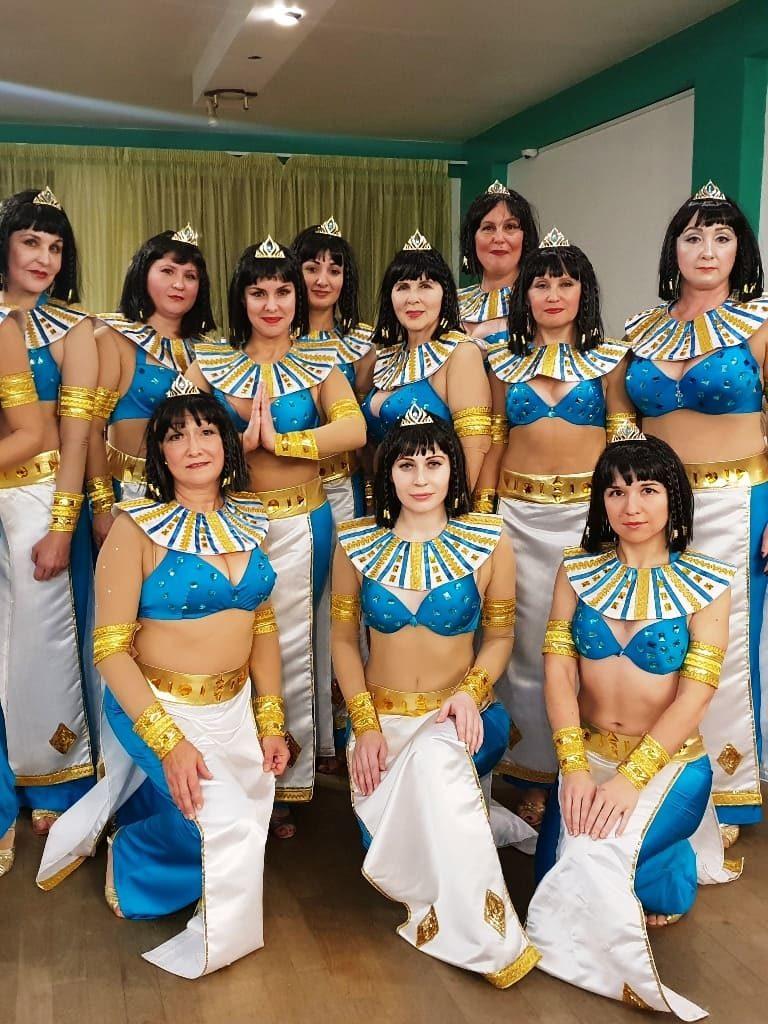 Группа Айсель Фараоник на конкурсе
