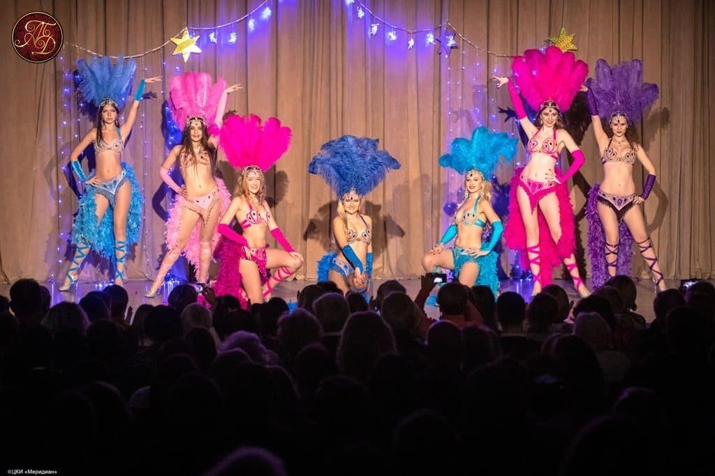 Бразильский карнавальный танец