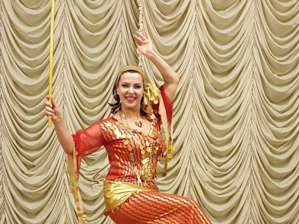 Ирина Соловьева концерт в ПВТ№6