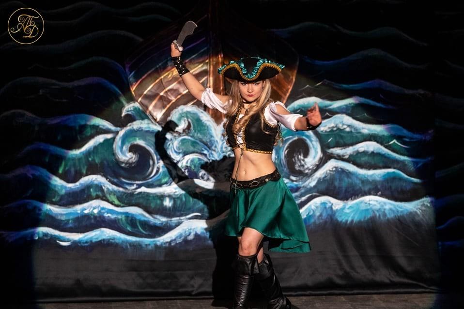 Спектакль Аурика. Предводительница пиратов