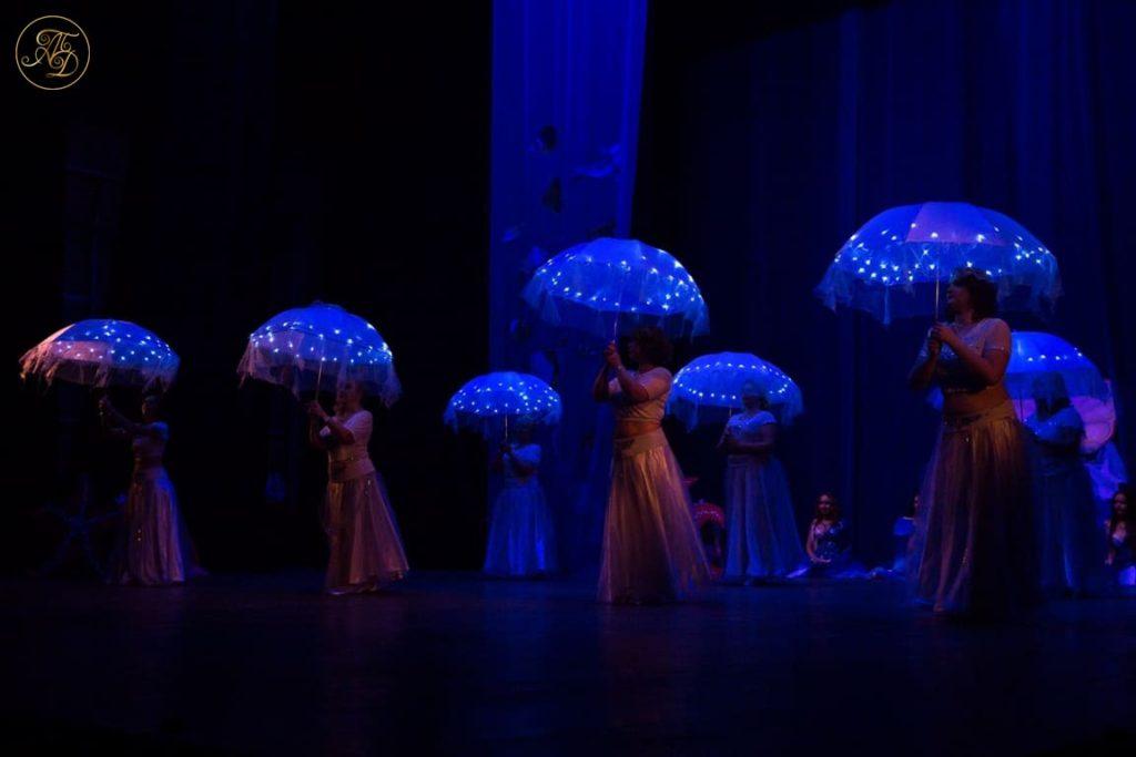 Спектакль Аурика. Медузы
