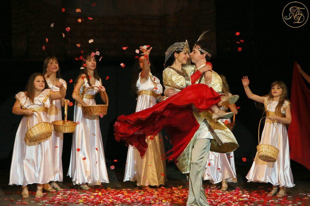 Спектакль Аурика. Свадьба