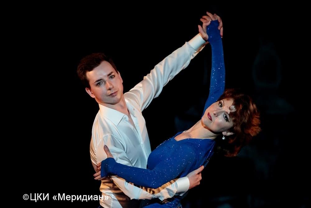 """Алла Максимова и Даниил Блохин. Юбилейный концерт-сказка """"Феерия красоты""""."""