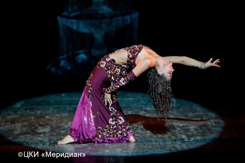 """Дарья Павлова. Юбилейный концерт-сказка """"Феерия красоты""""."""