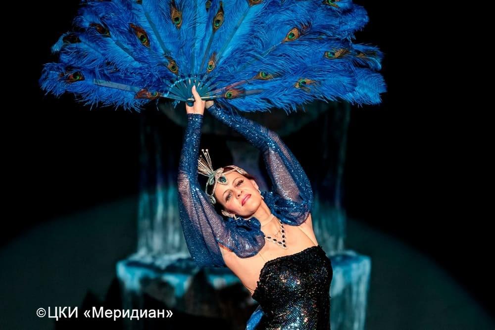 """Елена Саковец. Юбилейный концерт-сказка """"Феерия красоты""""."""
