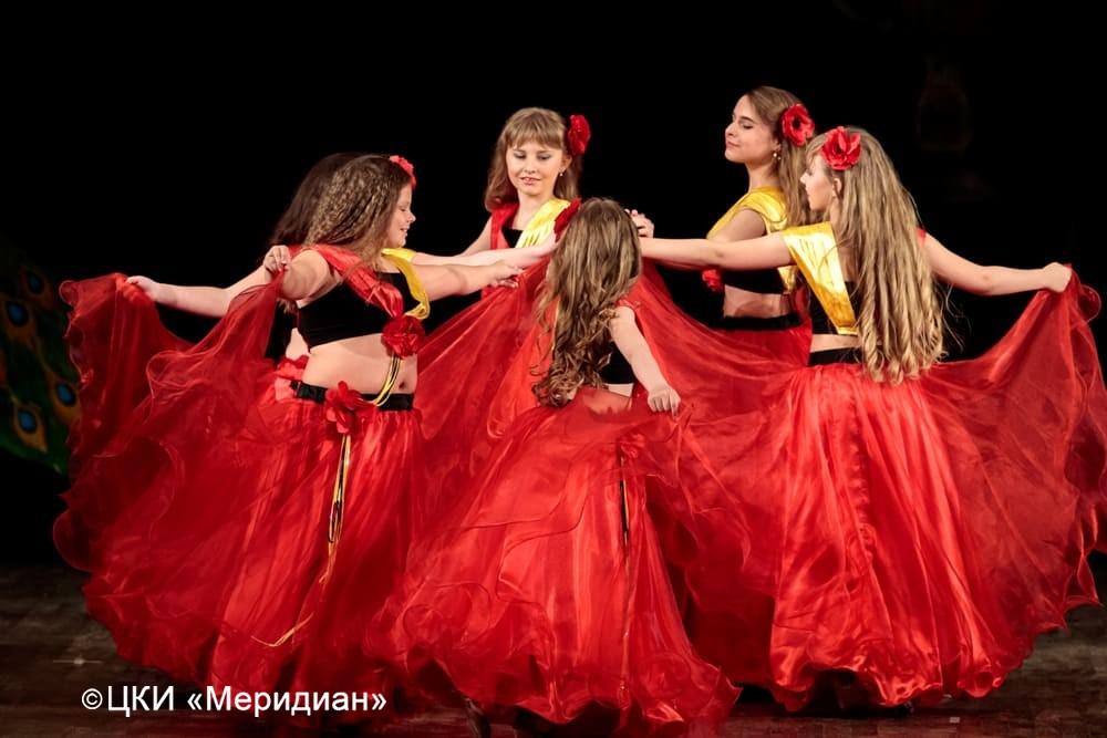 """Детская группа """"Амира"""". Юбилейный концерт-сказка """"Феерия красоты""""."""