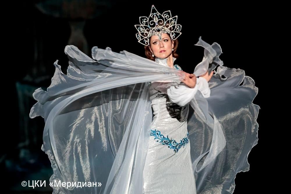 """Алла Максимова. Юбилейный концерт-сказка """"Феерия красоты""""."""