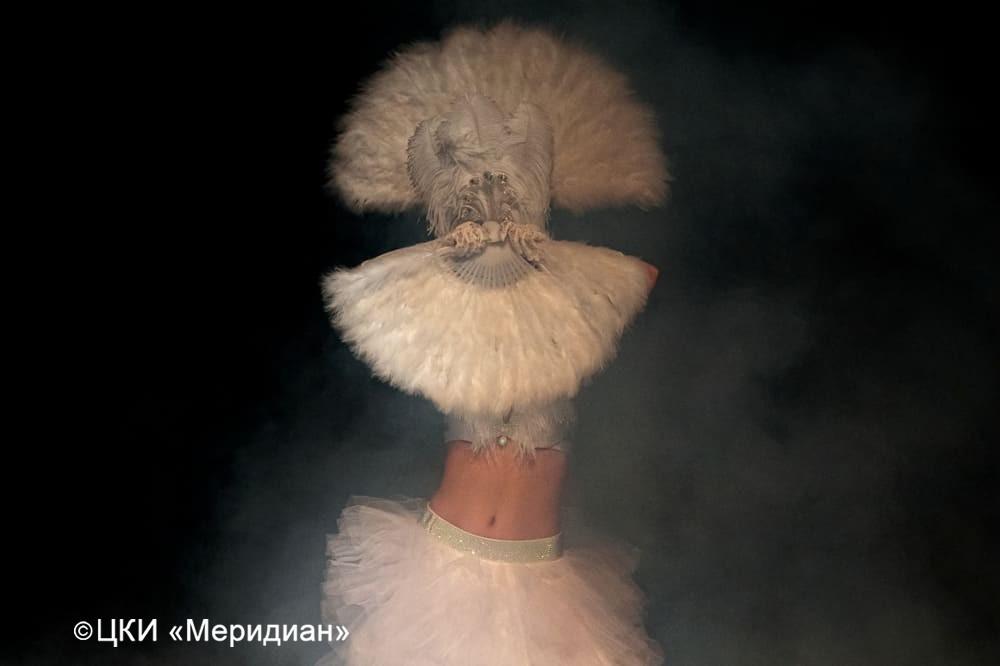 """Юбилейный концерт-сказка """"Феерия красоты"""". Дуэт """"Воздушный зефир"""""""