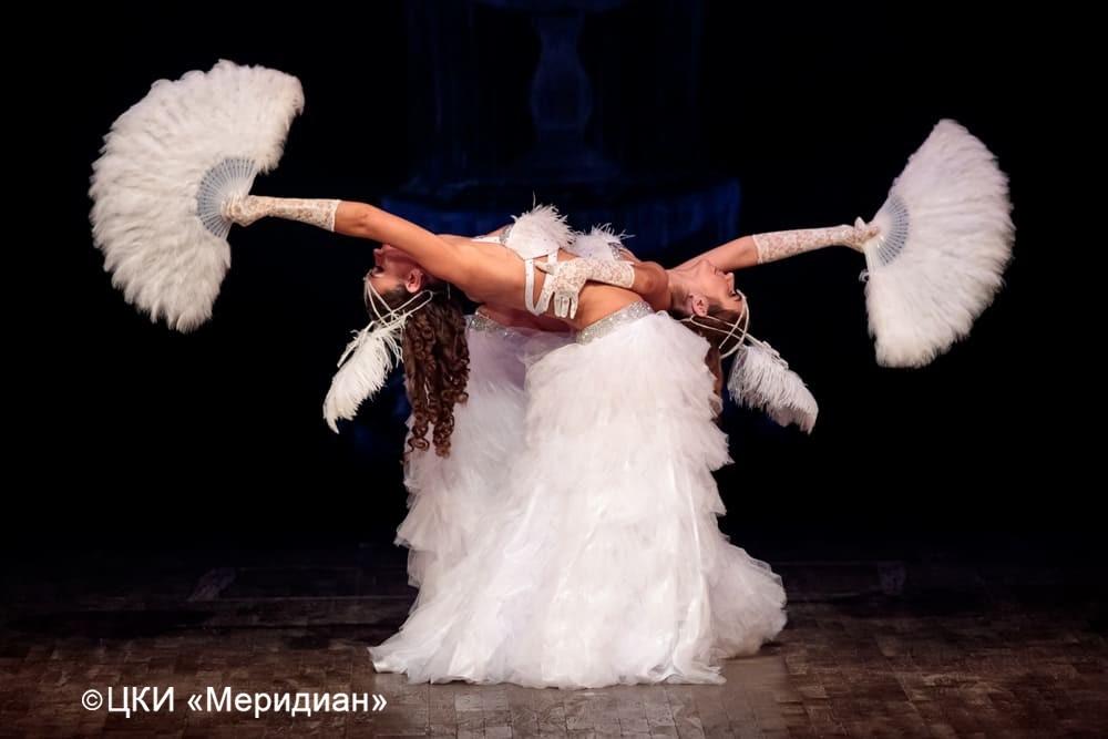 """Юбилейный концерт-сказка """"Феерия красоты"""". Анастасия Хорошилова и Дарья Павлова"""