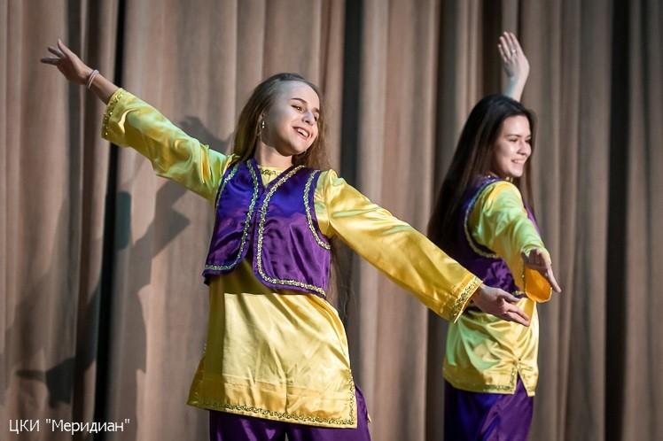 "Танец Бандари. Концерт ""Дружба народов"""
